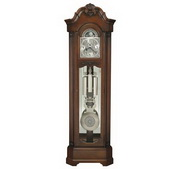 Ridgeway Cabris Deluxe Chiming Corner Grandfather Clock (Made in USA) - CRW3437