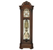 Ridgeway Cabris II Deluxe Chiming Corner Grandfather Clock (Made in USA) - CRW3440