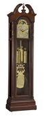 Ridgeway Deluxe Triple Chiming Grandfather Clock (Made in USA) - CRW3446