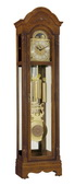 Ridgeway Kingsley Deluxe Chiming Grandfather Clock (Made in USA)  - CRW3455