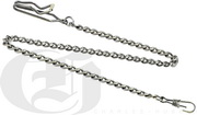 Charles Hubert Paris Antique-Gold Finish Pocket Watch Chain - DCH5322