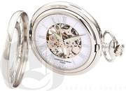 Charles Hubert Paris Hunter Case Mechanical Pocket Watch - DCH5490