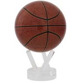 4.5in Dia Basketball Mova Globe - EMV4078