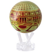 4.5in Dia MOVA Termespheres - Signed and Numbered Limited Edition of 3,000 of each Model - Pantheon