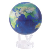 8.5in Dia MOVA Globe - Natural Earth