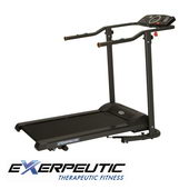 Exerpeutic Super Heavy Duty Walking Treadmill with Wide Belt - FPM4089