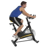 Exerpeutic Training Cycle with Compute, Elbow Supports and Heart Pulse - FPM4113
