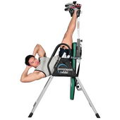 IRONMAN INVERSION TABLE  with Foam Backrest - FPM4029