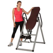 Exerpeutic  Stretch Inversion Table with Comfort Foam Backrest - FPM4122