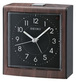 Seiko Quiet Sweep Alarm Clock with Dial Light - GSK4912