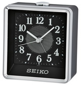 Seiko Contemporary Quiet Sweep Alarm Clock - GSK4914