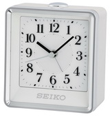 Seiko Contemporary Quiet Sweep Alarm Clock - GSK4916