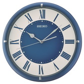 Seiko Wall Clock with Luminous Hands and Markers - GSK4936
