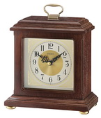 Seiko Deluxe Wooden Desk Clock - GSK4938