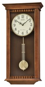 Seiko Deluxe Traditional Wooden Chiming Wall Clock - GSK4940