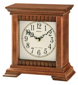 Seiko Deluxe Traditional Wooden Chiming Table/Desk Clock - GSK4944