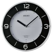 Seiko 12.5in Contemporary Musical Wall Clock - GSK4948