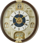 Seiko Melodies in Motion Wall Clock - GSK4996