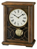 Seiko Deluxe Wooden Chiming Musical Mantel Clock - GSK4974