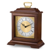 Bulova Chiming Mantel Quartz Clock - GTB31315