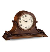 Aqua Pear Deluxe Chiming Mantel Quartz Clock by Bulova - GTB31321