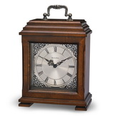 Bulova Solid Hardwood TableTop Clock - GTB31174