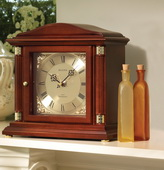 Bulova Chiming Mantel Quartz Clock - GTB6130