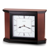 Bulova Mantel Quartz Clock - GTB6148