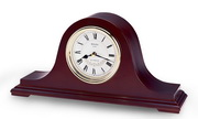 Aqua Pear GTB6178 Deluxe Chiming Mantel Quartz Clock by Bulova