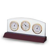 Bulova Tabletop Quartz Clock - GTB6254