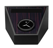 Aqua Pear Deluxe TableTop Clock by Bulova - GTB31207