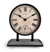 Bulova Quartz TableTop Clock - GTB31333