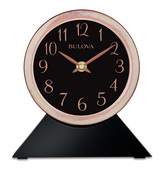 Aqua Pear Deluxe Quartz Wall/Table Clock by Bulova - GTB31417