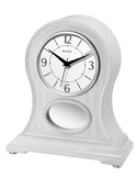 Aqua Pear Deluxe Tabletop Clock by Bulova - GTB31231
