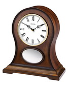 Aqua Pear Deluxe Tabletop Clock by Bulova - GTB31234