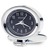 Bulova Travel Alarm Clock - GTB31048