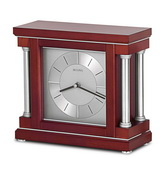 Aqua Pear Deluxe Mantel Clock by Bulova - GTB6382