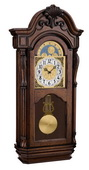 Bulova Deluxe Triple-Chiming Wall Clock - GTB31360