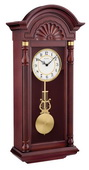 Aqua Pear Deluxe Triple Chiming Wall Clock by Bulova - GTB31363