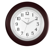 18in Bulova Deco Wall/Large Clock - GTB31279