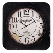 24in Bulova Wall Clock Smooth Sweep Seconds Hand - GTB31303