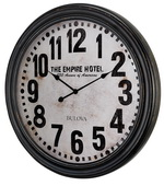 Bulova Deluxe 30.75in Wall Clock - GTB31309