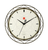 14in Bulova Wall Clock - GTB31402