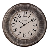 Bulova Deluxe 23.62in Large Outdoor Wall Clock - GTB31432