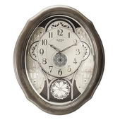 Rhythm Musical Wall Clock - GTM2596