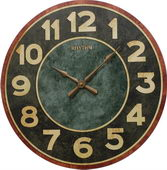 Rhythm 22in Wooden Wall Clock - GTM2608