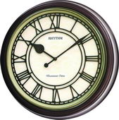 Rhythm Deluxe 16inch Musical Wall Clock