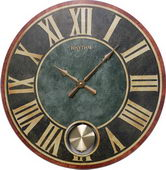 Rhythm 22inch Wooden Wall Clock - GTM2604