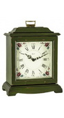 German Hermle Deluxe Mechanical Mantel Clock - JHE2590