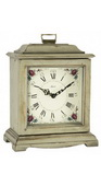 German Hermle Deluxe Mechanical Mantel Clock - JHE2596